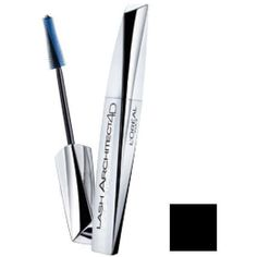 L'Oréal Lash Architect 4D Mascara Black ($14) ❤ liked on Polyvore featuring beauty products, makeup, eye makeup, mascara, l'oréal paris and l oreal paris mascara
