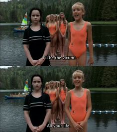 addams family values: wednesday addams :)