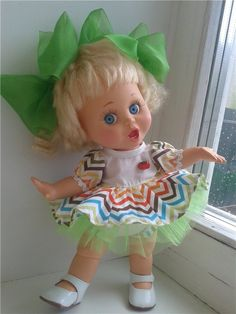 Кукольная мода Baby face / Куклы Galoob Baby Face dolls / Бэйбики. Куклы фото. Одежда для кукол
