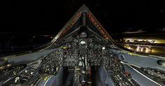 SR-71 Blackbird cockpit  A description of what everything is: https://www.youtube.com/watch?v=tj9UwKQKE3A#t=661