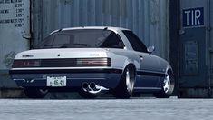 Virtual Stance Works - Mazda rx7 FB 1985