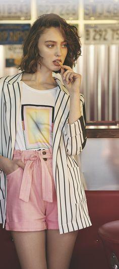 Γυναικεία ρούχα | Access Fashion Style, Fashion, Swag, Moda, Fashion Styles, Fashion Illustrations, Outfits