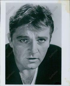 Shakespearien Welsh Stade Acteur Richard Burton Portrait de Photo CA89 1950…