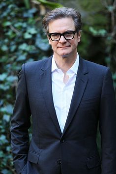 Actor Colin Firth attends the 'Kingsman Secret Service' photocall at Hotel De Russie on February 2, 2015 in Rome, Italy.