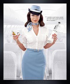 stewardess   # Pinterest++ for iPad #