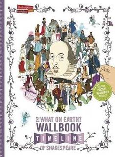 Wallbook+Timeline+of+Shakespeare:+Christopher+Lloyd+Book+in+Paperback.+Book+People
