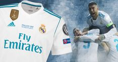 I took part in this promo to win an official Real Madrid UEFA Champions League jersey with the stitching of the Kiev final. You can too!