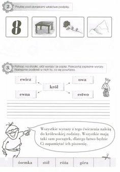 Użyj STRZAŁEK na KLAWIATURZE do przełączania zdjeć Learn Polish, Education, Learning, Speech Language Therapy, Activities, Studying, Teaching, Onderwijs
