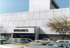 Fashion Square Mall Burdine's