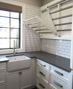 Practical Home laundry room design ideas 2018 Laundry room decor Small laundry room ideas Laundry room makeover Laundry room cabinets Laundry room shelves Laundry closet ideas Pedestals Stairs Shape Renters Boiler Room Makeover, Room Design, Home, Home Remodeling, Room Inspiration, Room Remodeling, Laundry Room Remodel, Drying Rack Laundry, Mudroom Laundry Room