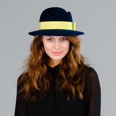 Nothing pulls together an outfit like a snappy hat.