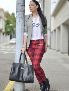 #tartan #trousers #fashion #scottish