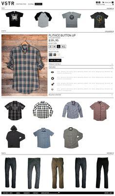 minimalism web design