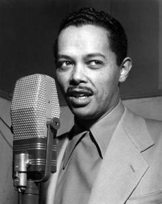 Billy Eckstine Williams - Jazz & Pop Brilliant & successful musician & singer overshadowed by ego & fame ( like his music but not the character)