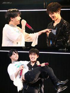 Hanbin and jinhwan binhwan Ikon Kpop, Ikon Debut, Funny Boy, Kim Hanbin, Always Smile, Lil Baby, Art Reference Poses, New Kids, Yg Entertainment