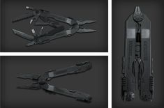 The Gerber Black Diesel Multi-Plier is one of the more recent additions to the Gerber line of multitools, it's designed to be the sort of thing you'd want in the trunk, pannier or pocket if you found yourself out in the woods for the night unprepared. The multitool is headed by a pair of needle-nose...