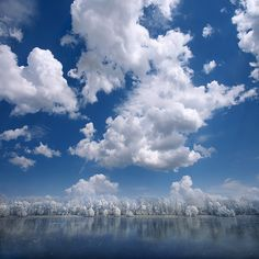 cotton sky #PhillippeSainte-Laudy #sky #clouds