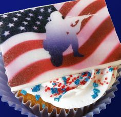 Dreamy Desserts is a nut free bakery in Las Vegas. We make peanut and tree nut free cookies cakes and cupcakes. Nut Free Cookies, Military Cake, Cupcake Cakes, Cupcakes, Tree Nuts, Happy Memorial Day, Cake Pops, 4th Of July, Bakery