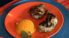 Caribbean-style Chicken with Herbs and Spices - Hispanic Kitchen