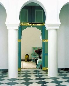 Yves Saint Laurent's Morocco