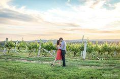 Gouveia Vineyards Engagement Photos in Wallingford CT. Beautiful Engagement Photos in CT