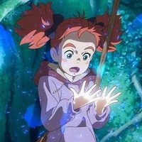"""Crunchyroll - """"Mary and The Witch's Flower"""" Trailer Brings More Footage in Magical World Paranormal Fantasy Books, Fantasy Books, Ghibli, Cartoon Art Styles, Ghibli Art, Cute Art, Witch, Fantasy, Fan Art"""