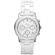 Dkny Women s NY8313 White Ceramic Quartz Watch Men Necklace bfee2d9141