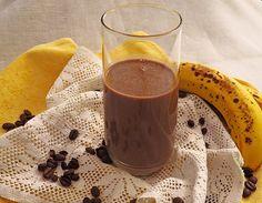 Bananen - Nutella - Milch