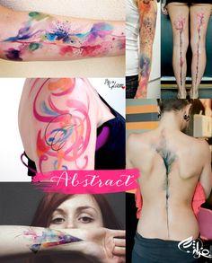 tattoo idea abstract byglam