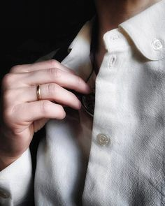 Cotton shirt. Curated goods. Beeswax Candles, Joseph, Vintage Inspired, Cotton, How To Wear, Shirts, Dress Shirts, Shirt