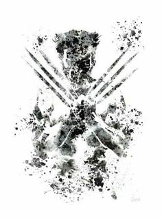 Neat Wolverine ART PRINT illustration X-Men Marvel Home by SubjectArt The post Wolverine ART PRINT illustration X-Men Marvel Home by SubjectArt… appeared first on Mane Decorati . The Wolverine, Marvel Vs, Marvel Dc Comics, Marvel Heroes, Captain Marvel, Comic Books Art, Comic Art, Silkscreen, Marvel Cinematic Universe
