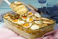 Receita de Rapidinha de bacalhau. Descubra como cozinhar Rapidinha de bacalhau de maneira prática e deliciosa com a Teleculinária!