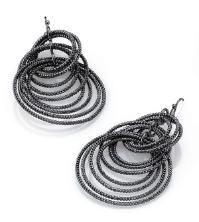 Love these earrings from Lia Sophia.