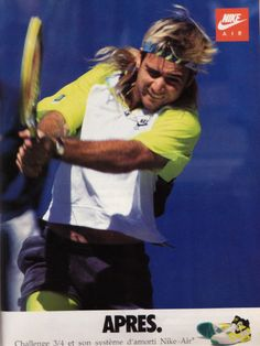 Andre Agassi - Rock n' Roll Tennis