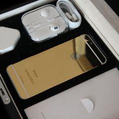 OMG, I have no idea of what I'd do with a real #rosegold #iphone, but it sounds like heaven! #goldstatus #tech #want #technology #covetme
