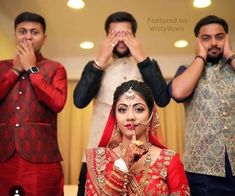 Indian Wedding Trends 2018 - Brother of the Bride Photos you NEED! - Indian Wedding Trends 2018 – Brother of the Bride Photos you NEED! Indian Bride Poses, Indian Wedding Poses, Indian Wedding Couple Photography, Wedding Couple Poses, Bride Photography, Bride Indian, Indian Weddings, Indian Bridal, Real Weddings