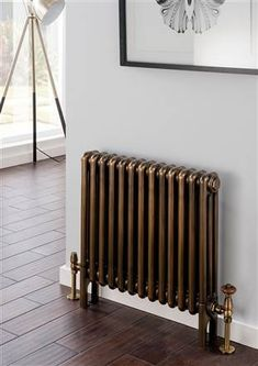 The Radiator Company Ancona Galvanised 2 Column Radiator Column Radiators, Ceramic Sink, New Homes, Lounge, Home Appliances, Interior, Bathrooms, Garage, Garages