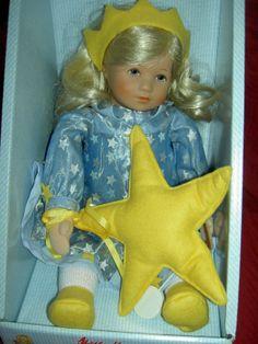"Kathe Kruse ""Twinkle Twinkle"" Doll w Star 15"" Musical TGD Ltd Edition 12 | eBay"