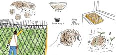 Guerrilla Gardening 101: How to Make a Seed Bomb. Summer time fun after dark for this family!  ;)