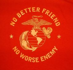 USMC - Marines - Devil Dogs - Leathernecks - Grunts - Jarheads - Semper Fi - Marine Love - Oorah - Devli Dog Fever