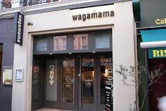 Wagamama restaurants