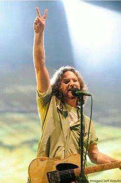 Eddie Vetter Pearl Jam