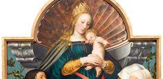 Hans Holbein d. J., Die Madonna des Bürgermeisters Jakob Meyer zum Hasen, 1526/28