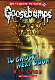 J SERIES GOOSEBUMPS. After a new boy moves in next door, Hannah wonders if she's being haunted by a ghost next door.