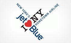 Milton Glaser | The Work | Jet Blue and I Love NY