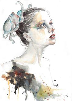 Chari Nogales Ilustración