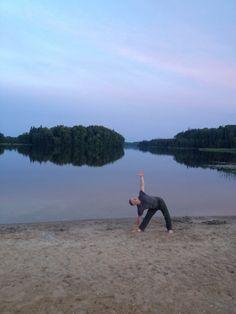 Asana, The Good Place, Yoga, Places, Lugares