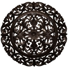 Found it at Wayfair - Handcrafted Medallion Wall Décor