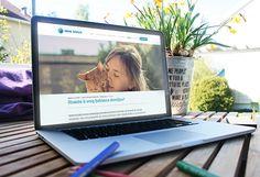 Meke šapice - WebSite on Behance