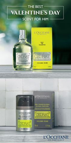 Cedrat Mens Fragrance Body